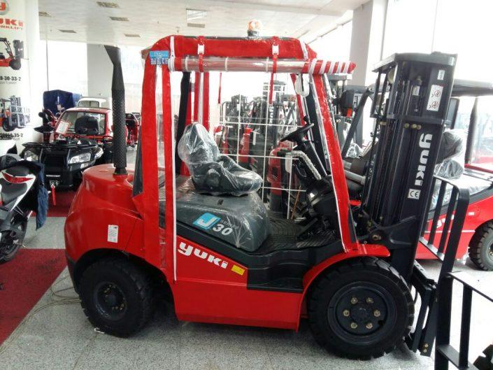 Forklift Brandası | Forklift Bizim İşimiz